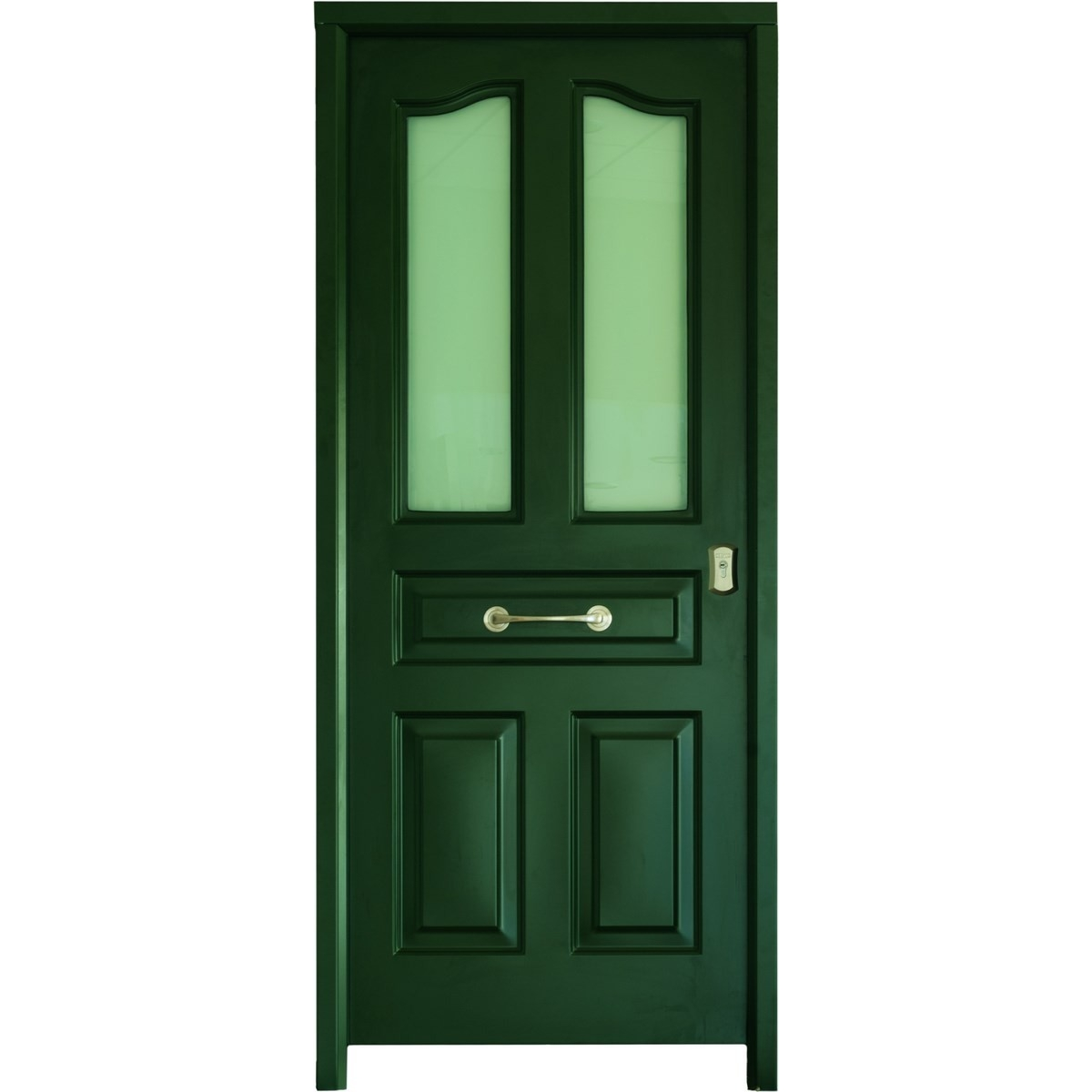 Puerta acorazada Antique Glass 2