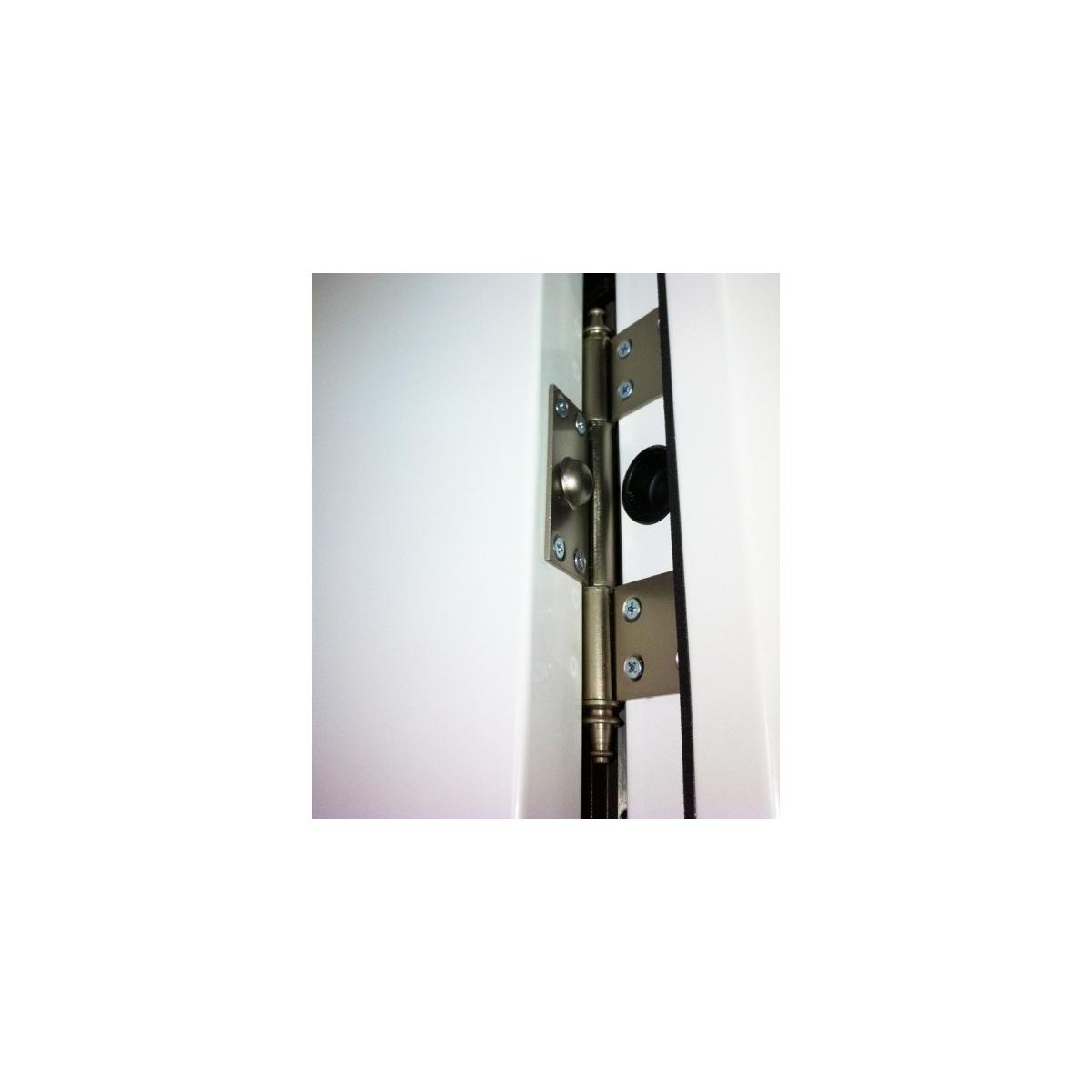 Puerta acorazada Antique 2 Glass Puertas acorazadas Serie B4-BL
