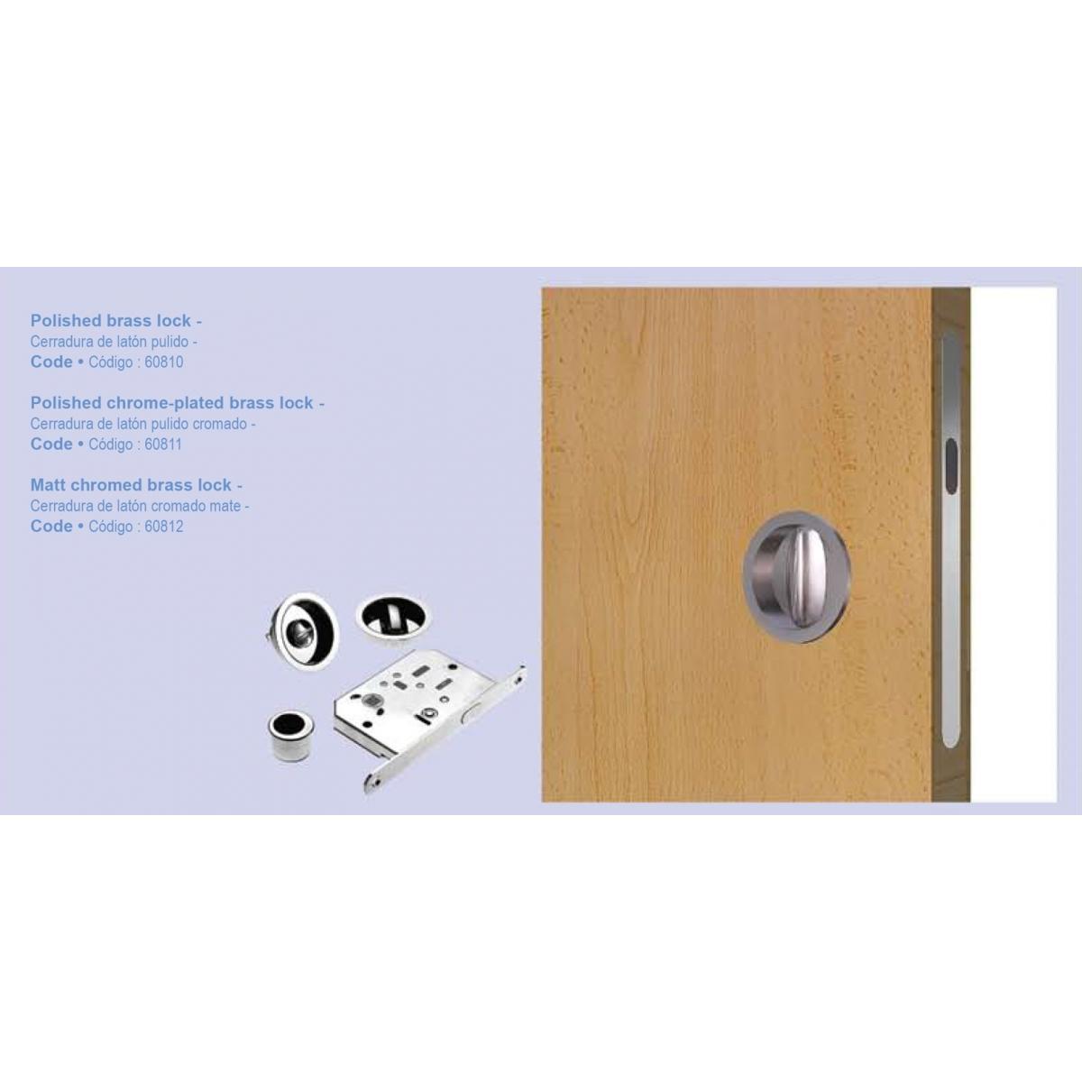 Estructura puerta corredera 800 x 2020 x 69 mm al mejor precio