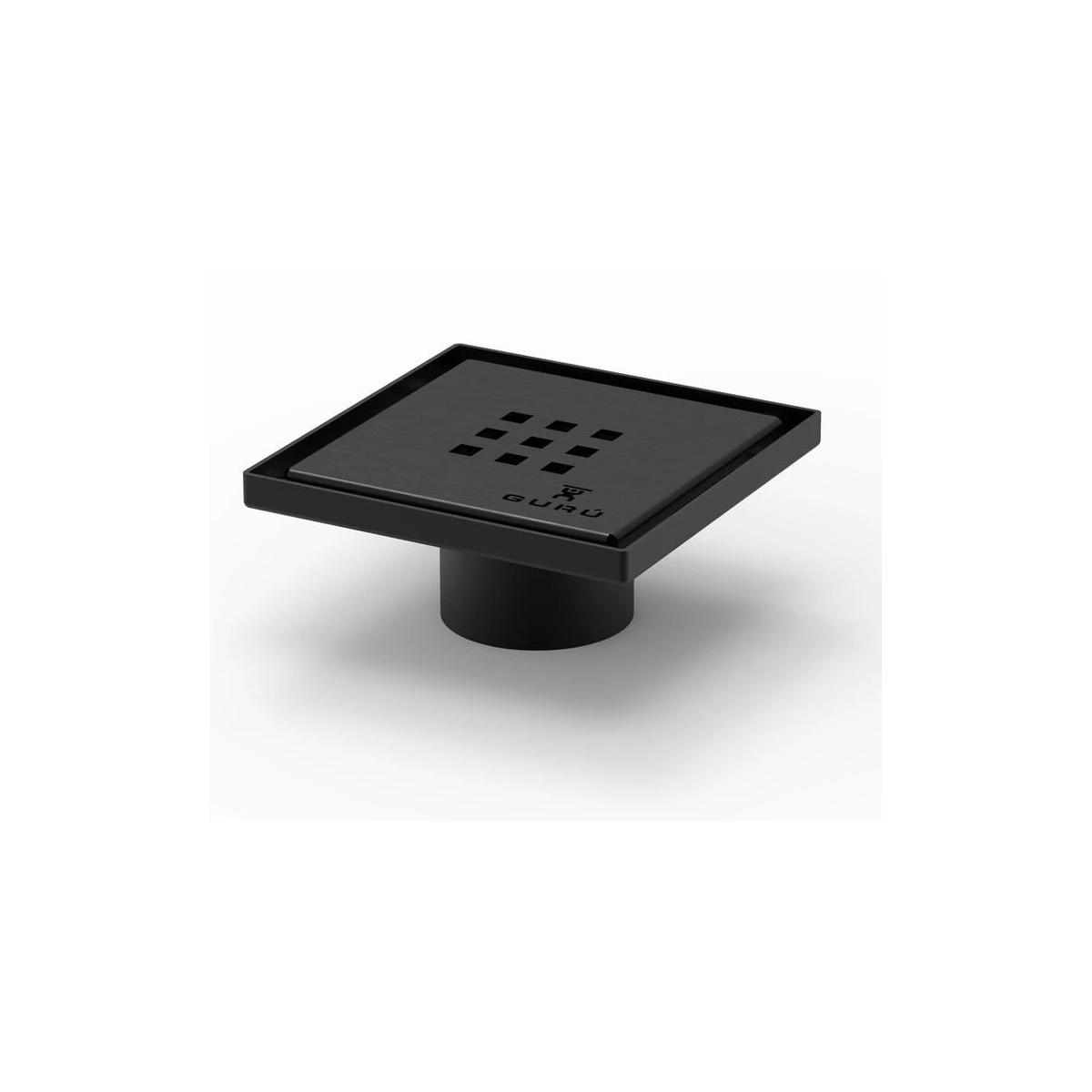 Sumidero negro para ducha Evolux Dark Plus