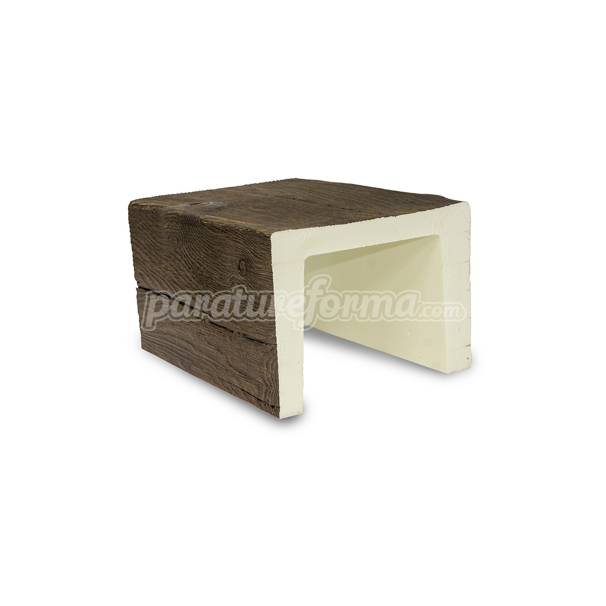 Viga imitación a madera 300x22,5x17,5 - Vigas imitación madera cuadradas