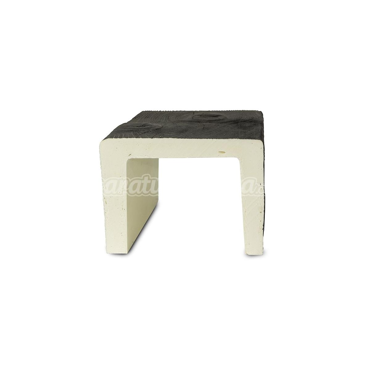 Grupo Unamacor Viga 300x22,5x17,5 imitación madera