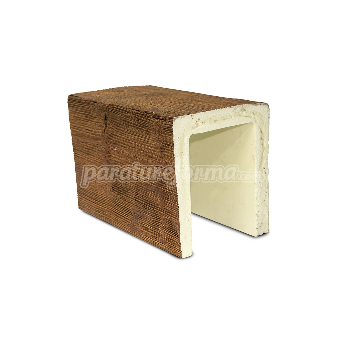Viga imitación a madera 300x15x18 - Vigas imitación madera cuadradas