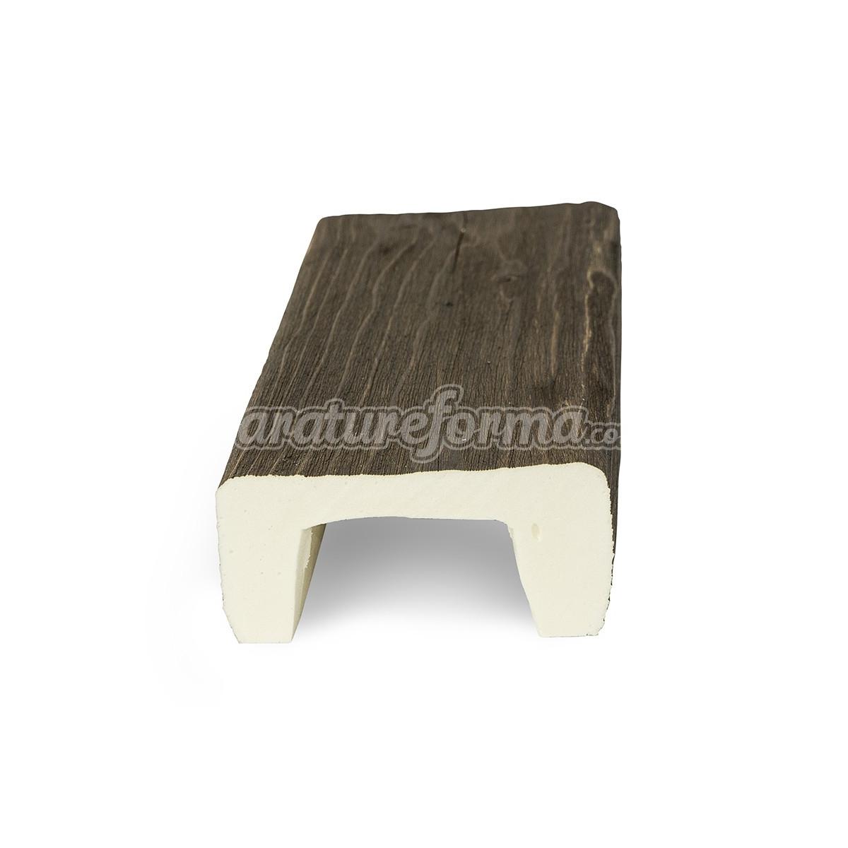 Grupo Unamacor Viga 300x10x5 imitación madera