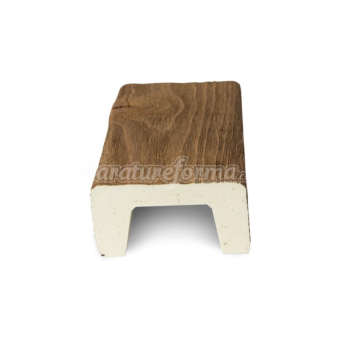 Viga imitación a madera de poliuretano Grupo Unamacor