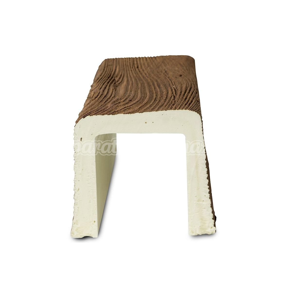 Viga imitación a madera 300x12x12 Grupo Unamacor