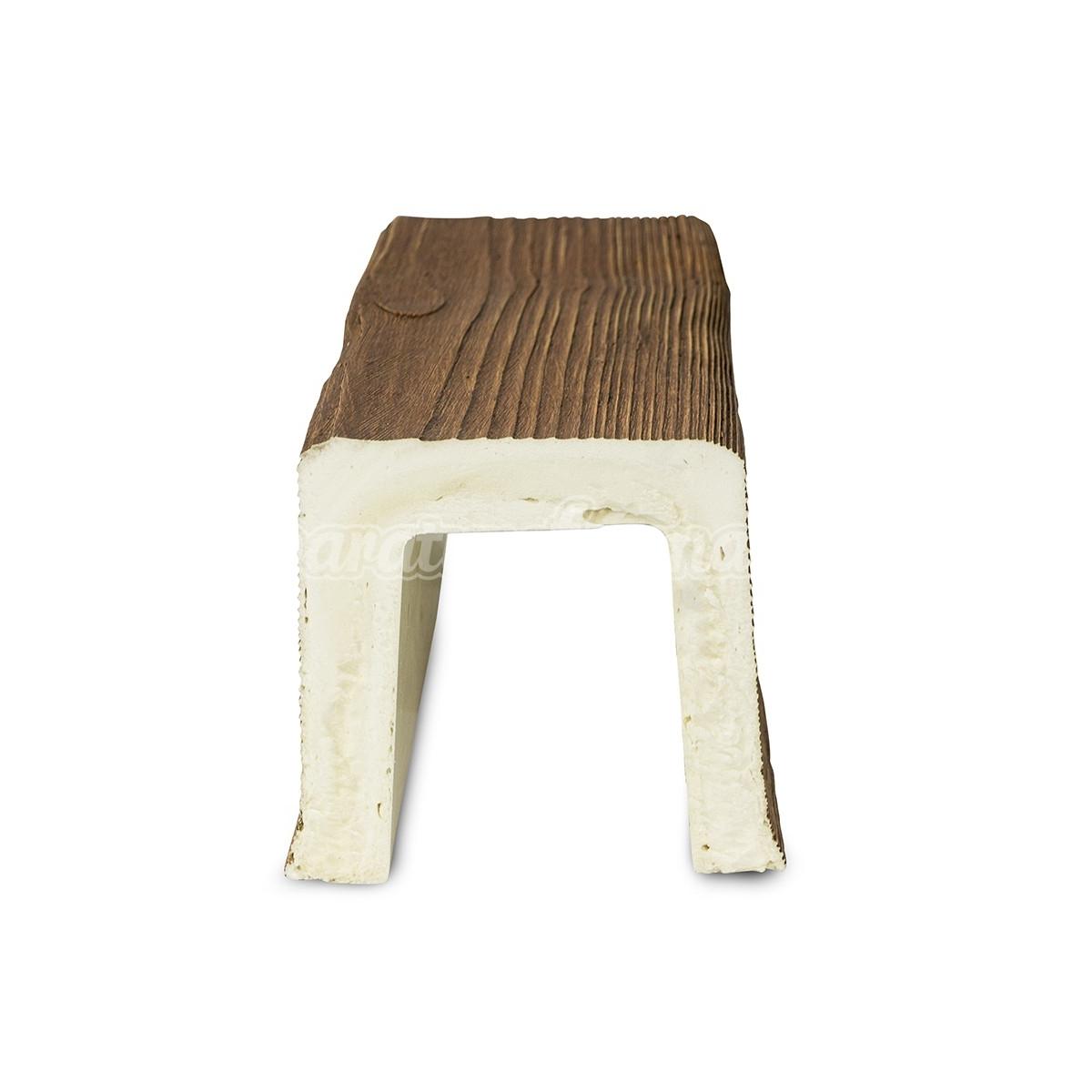 Viga imitación a madera 300x10x10 Grupo Unamacor