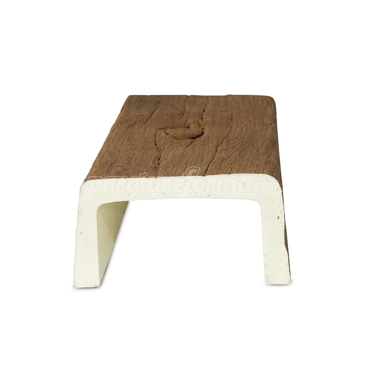 Viga imitación a madera 300x14,5x8 Grupo Unamacor