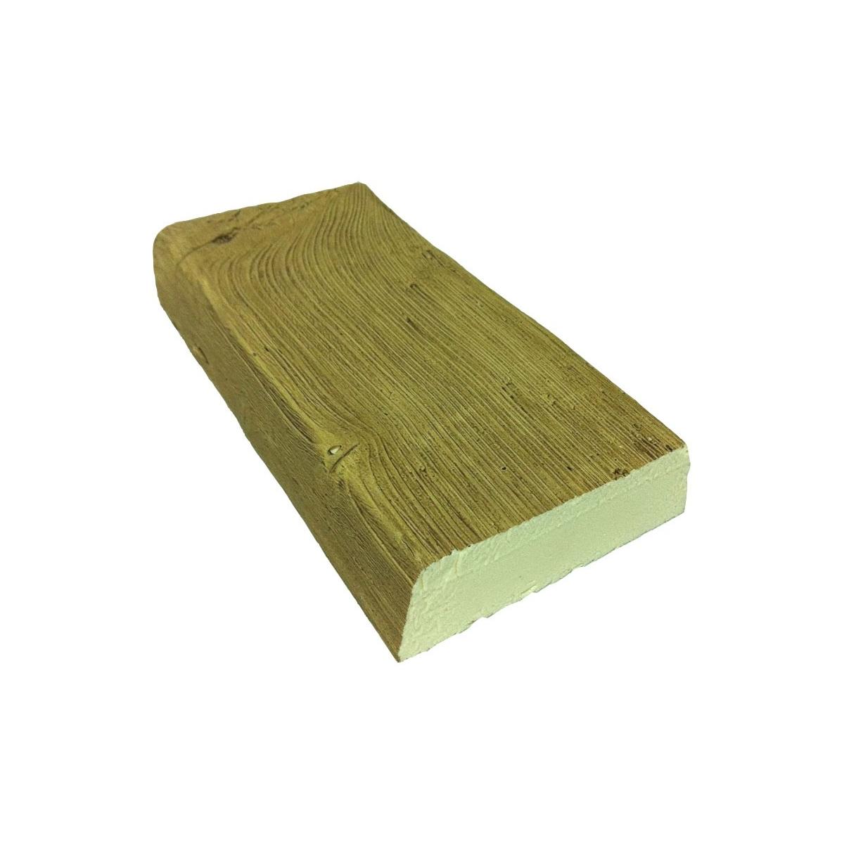 Viga imitación a madera maciza 300x12,5x4