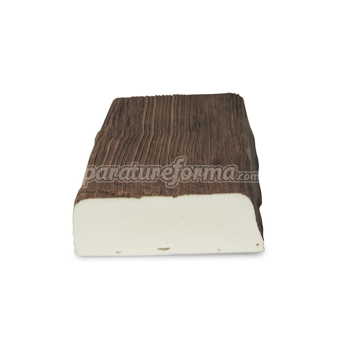 Viga maciza 300x12,5x4 imitación madera Grupo Unamacor