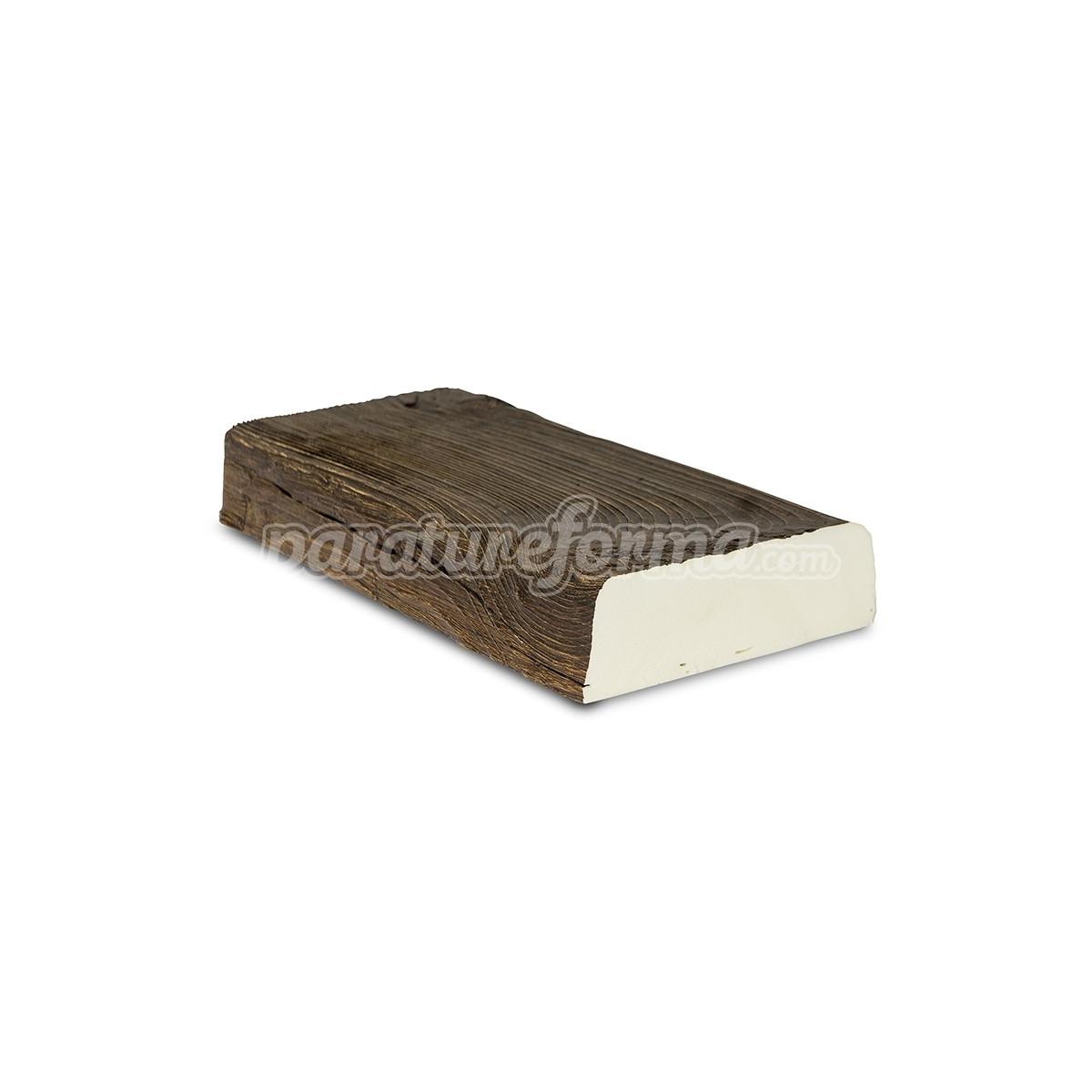 Grupo Unamacor Viga maciza 300x12,5x4 imitación madera