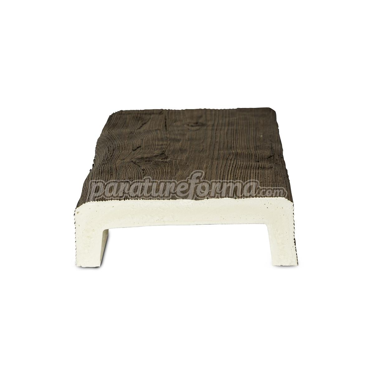 Grupo Unamacor Viga 300x16x4,5 imitación madera