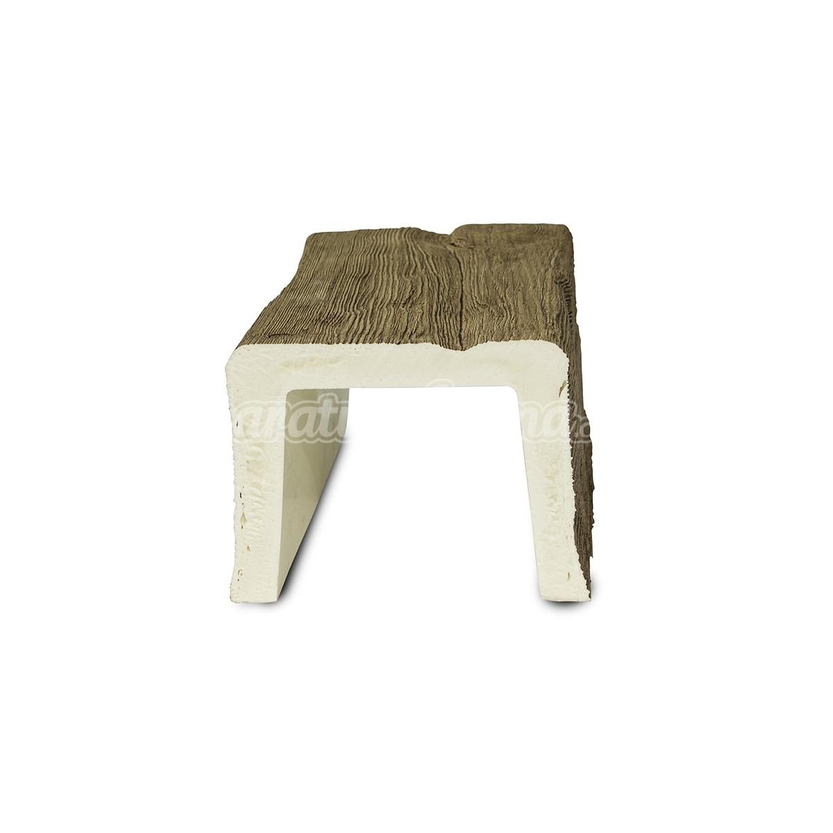 Viga 300x12,5x8 imitación madera Grupo Unamacor