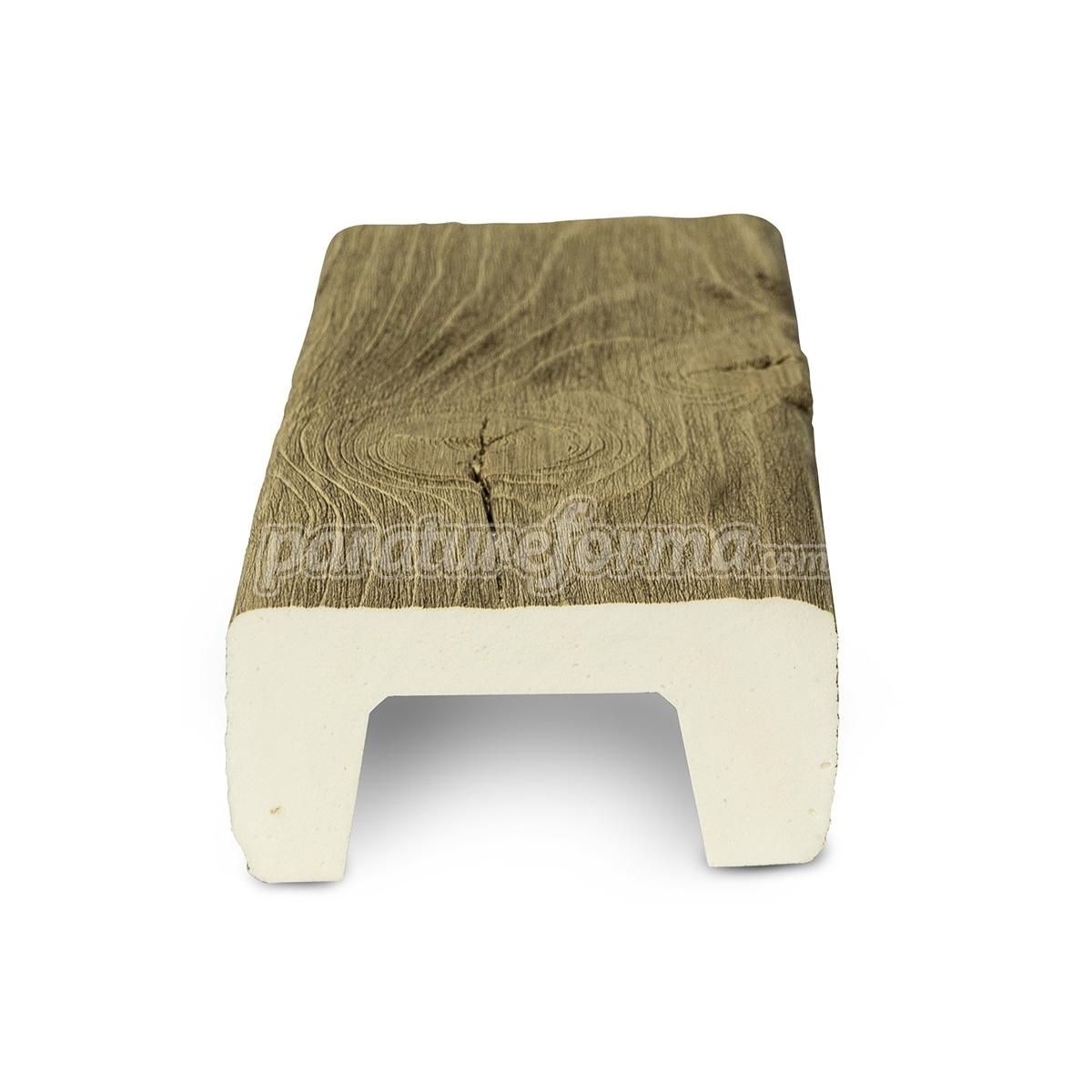 Vigas imitación madera cuadradas Grupo Unamacor Viga imitación a madera de poliuretano al mejor precio