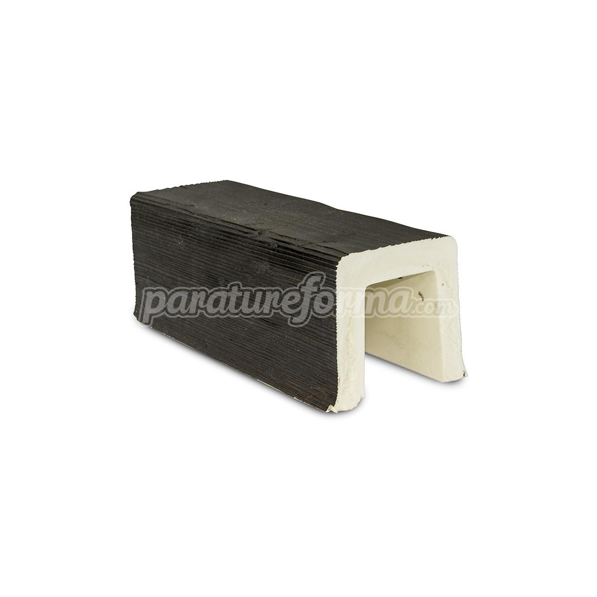 Vigas imitación madera cuadradas Grupo Unamacor Viga imitación a madera 300x10x10 al mejor precio