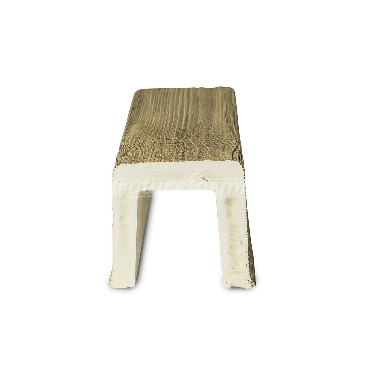 Vigas imitación madera cuadradas Grupo Unamacor Viga imitación a madera 300x10x10 online