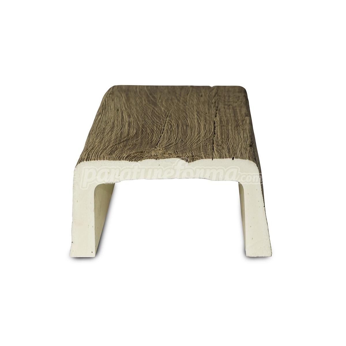 Viga 300x14,5x8 imitación madera al mejor precio