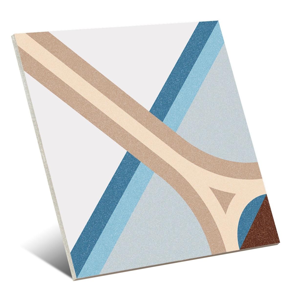 Montaner azul 20x20 (m2) - Valvanera - Marca Vives