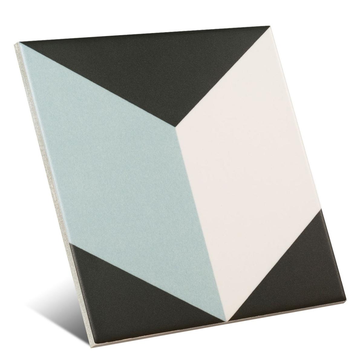 Electra 15x15 (m2) - Serie Rainbow - Marca Pissano