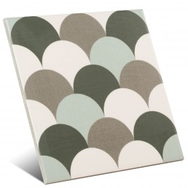 Marivent Verde 15x15 (m2)
