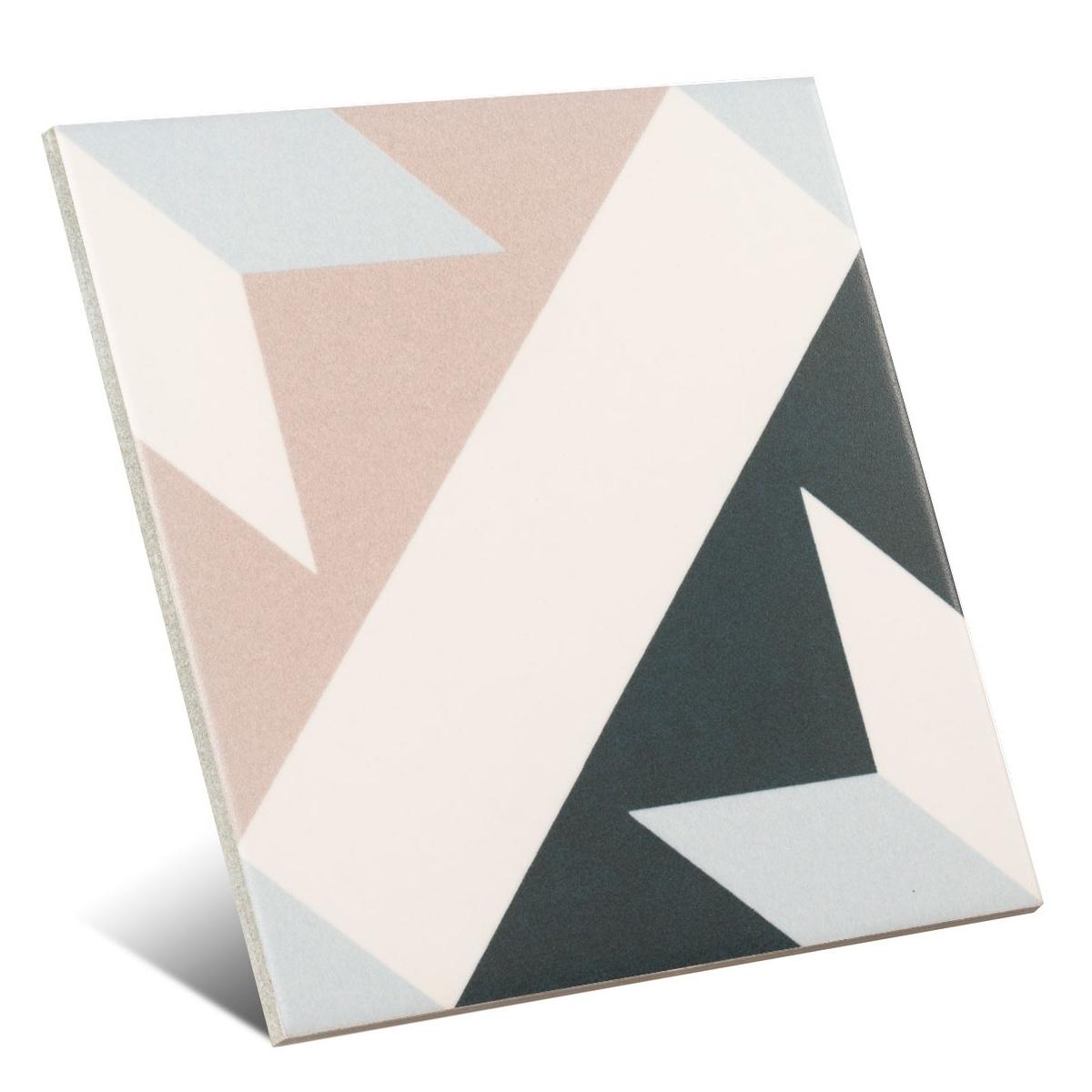 Trianon 15x15 (m2) - Serie Rainbow - Marca Pissano