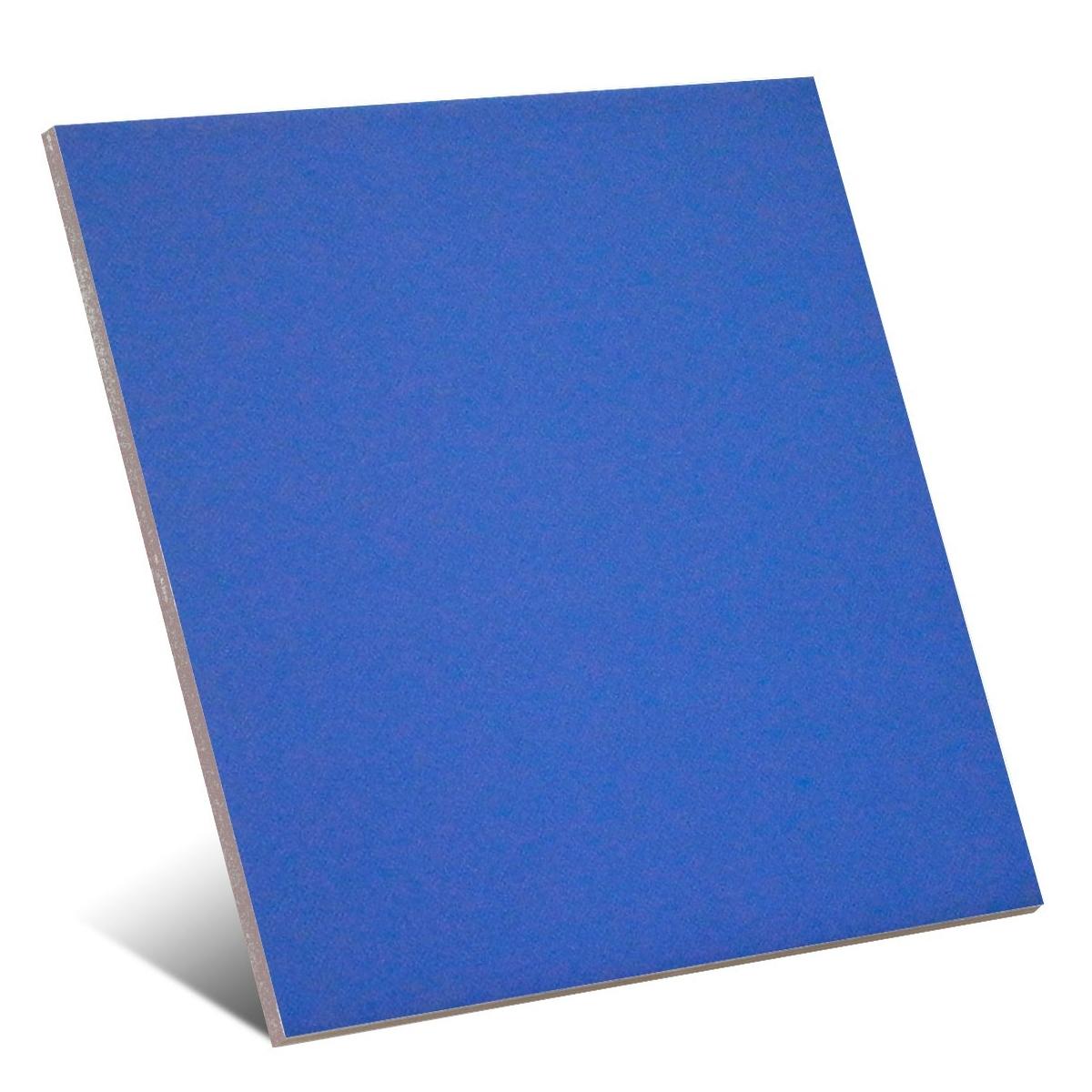 Victorian Azul Liso 20x20 (m2)