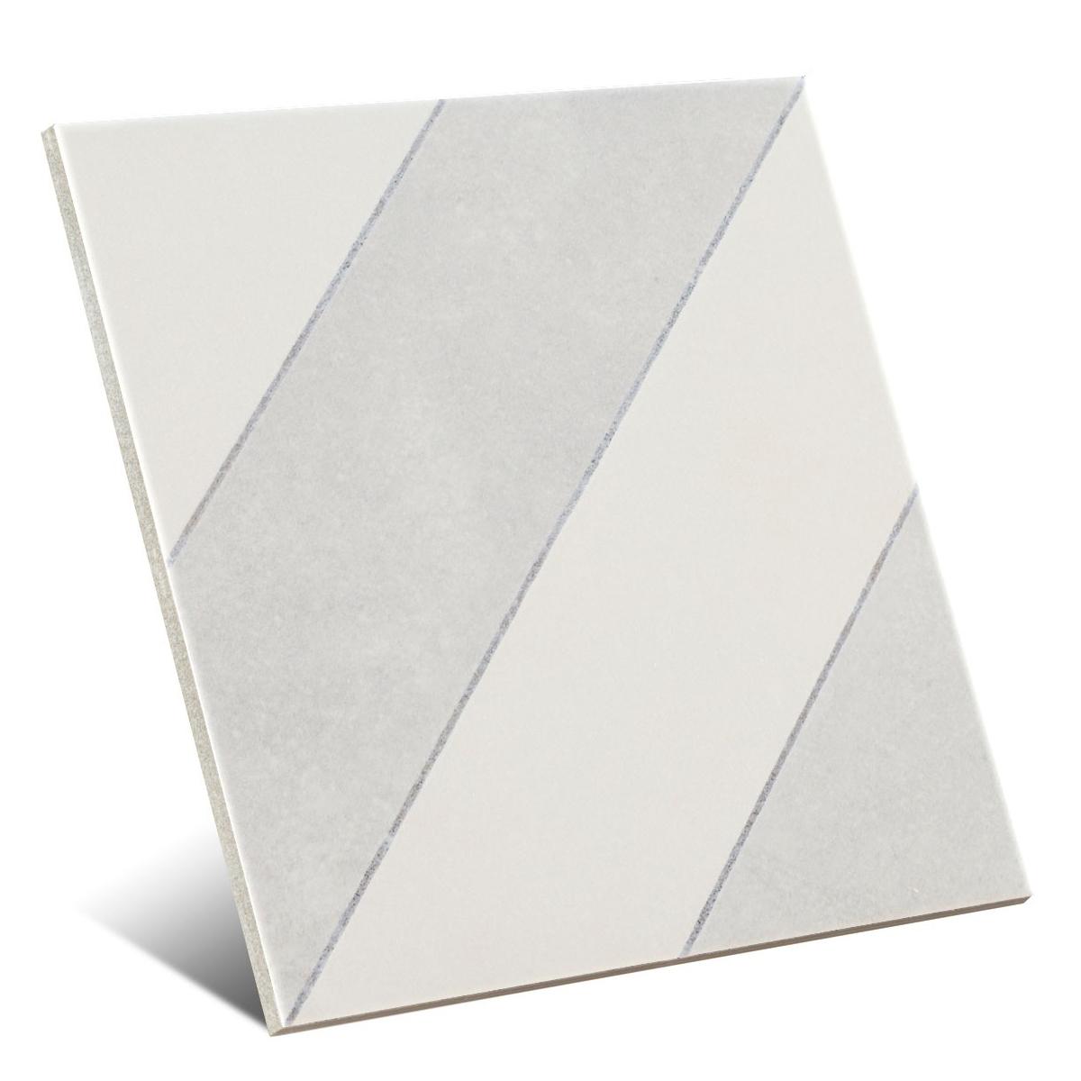 Diagonals Ash 22,3x22,3 (caja 1 m2)