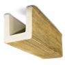Viga 300x10x10  imitación madera
