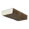 Viga maciza 300x12,5x4 imitación madera