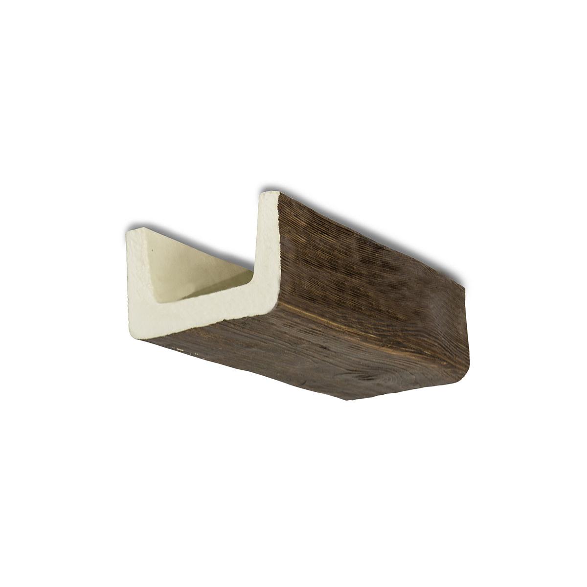 Viga 300x12,5x8 imitación madera