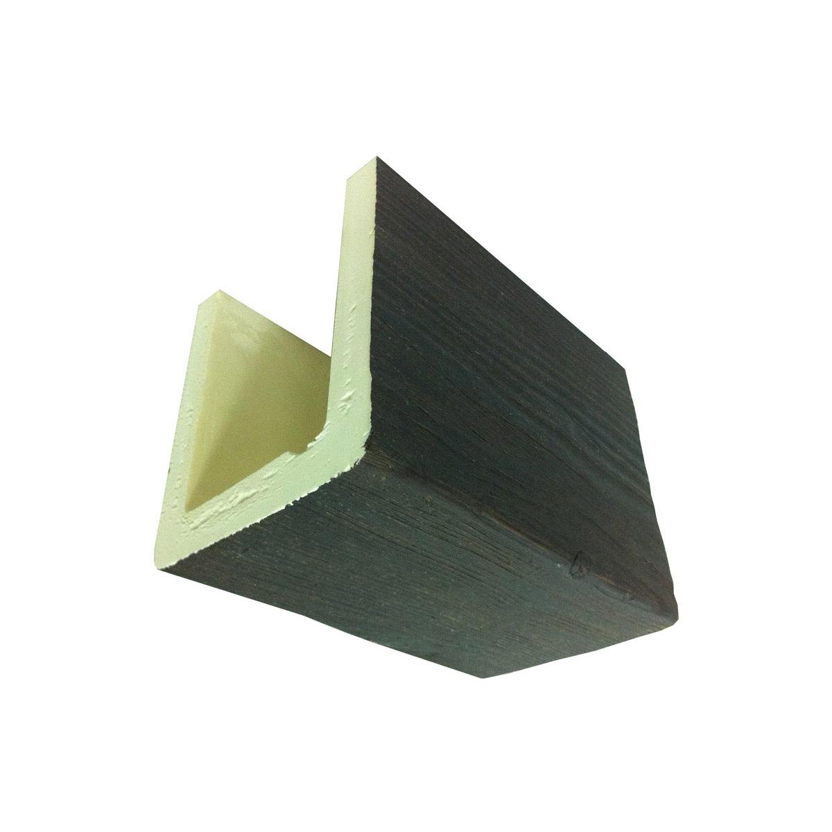 Viga 300x15x18  imitación madera