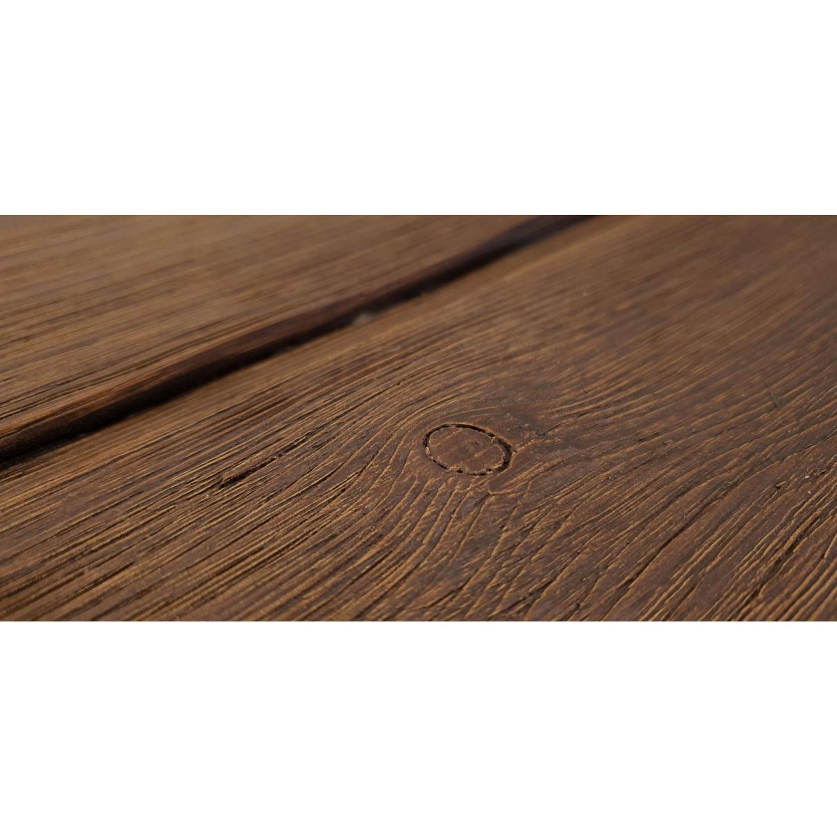 Grupo Unamacor Panel rústico de tres lamas imitación madera de 300x62cm