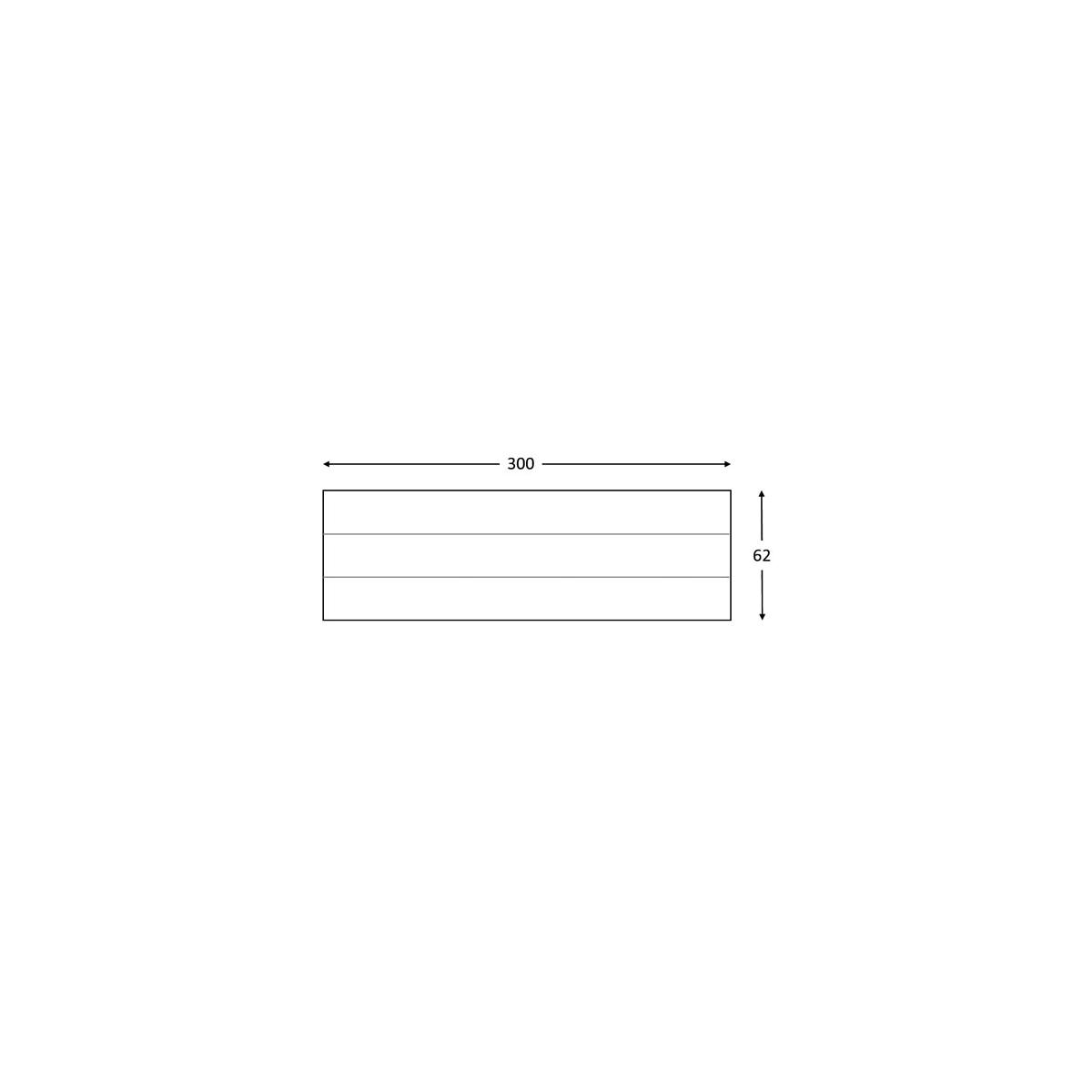 Panel rústico de tres lamas Grupo Unamacor