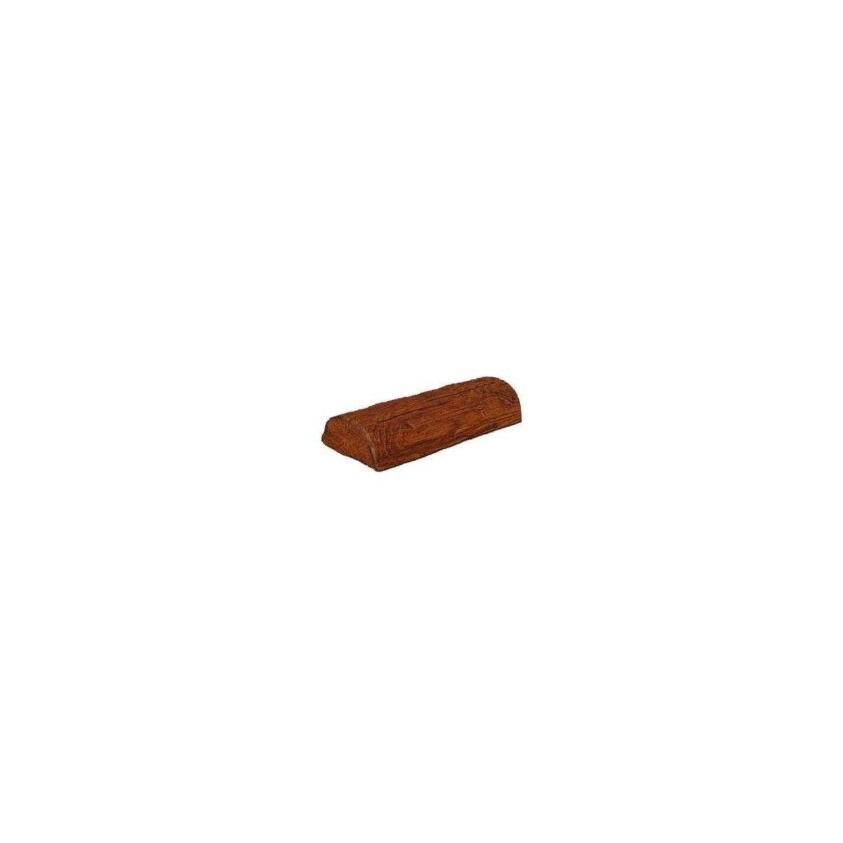 Vigas imitación madera de media caña Grupo Unamacor