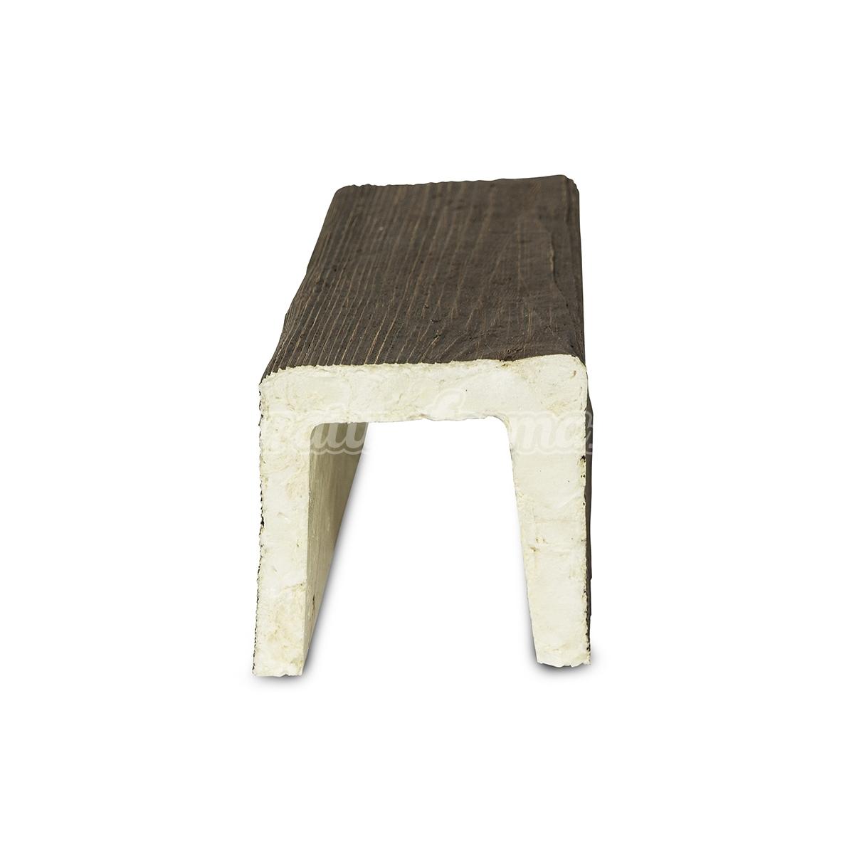 Grupo Unamacor Viga 200x10x10 imitación madera