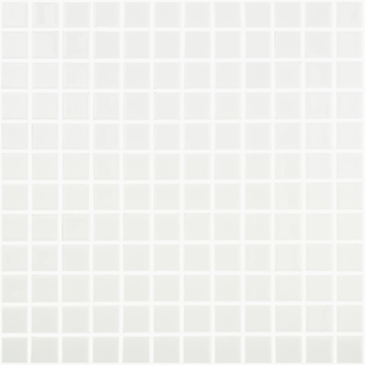 Gresite Blanco Liso (m2) - Platos de ducha de obra - Marca Vidrepur