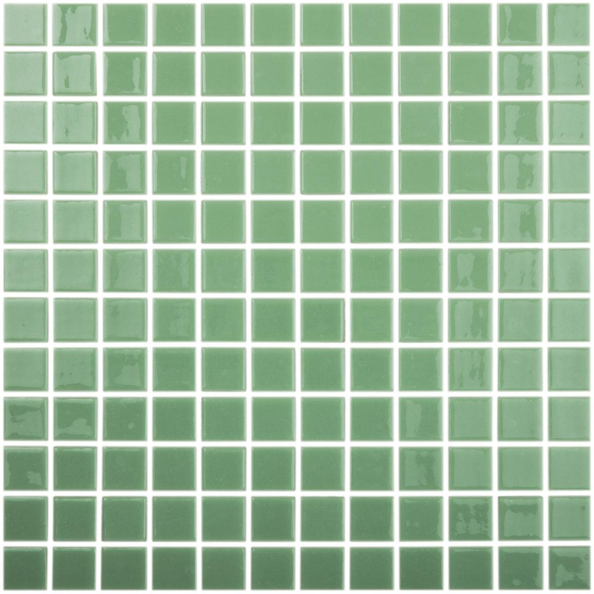 Gresite Verde Claro Liso (m2)