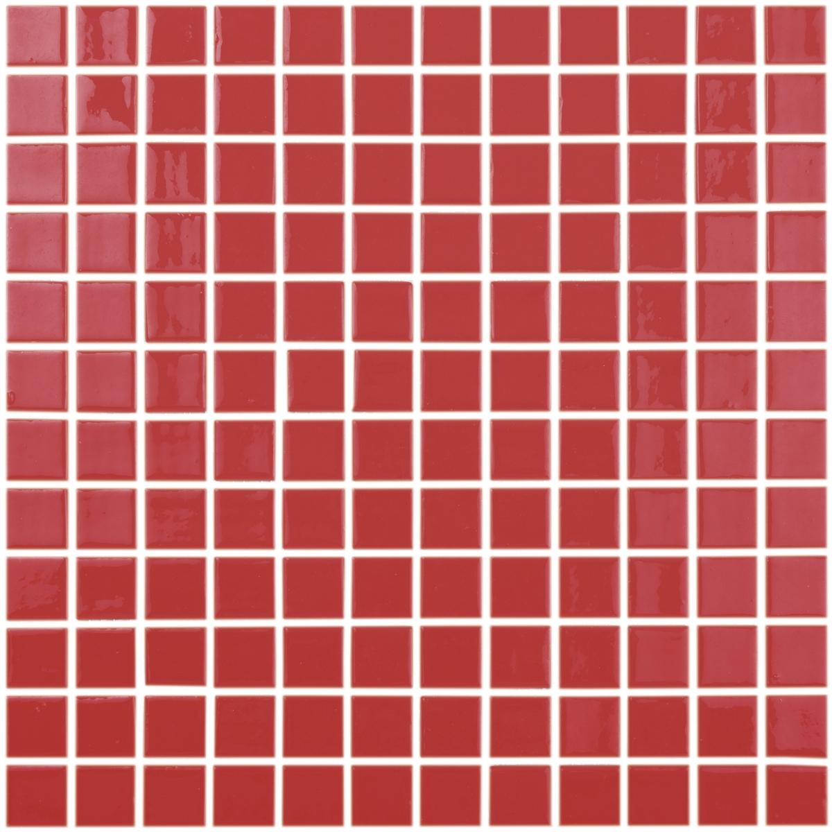 Gresite Rojo Liso (m2)