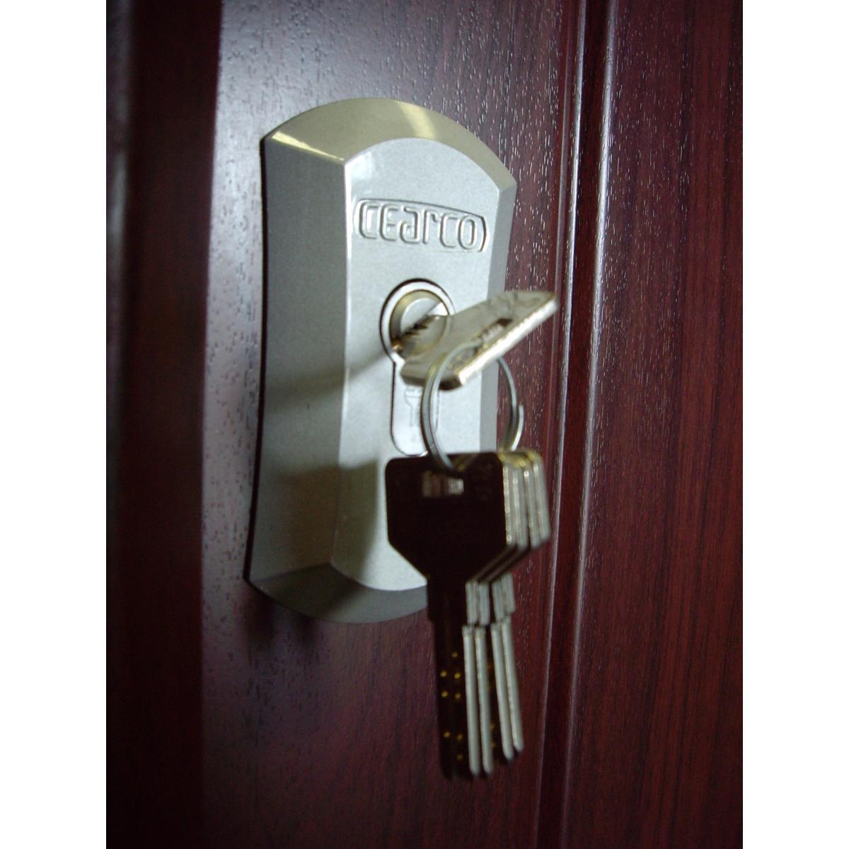 Escudo cerradura puerta Verona