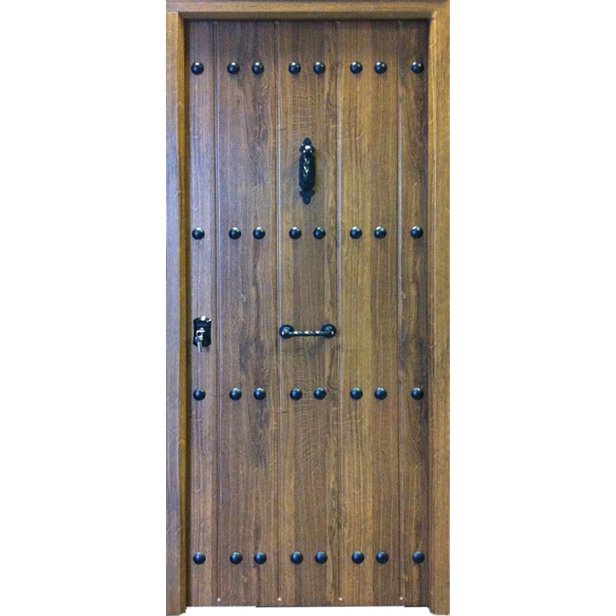 Puerta acorazada Triana - Puertas acorazadas Serie B4-BL - Marca Cearco