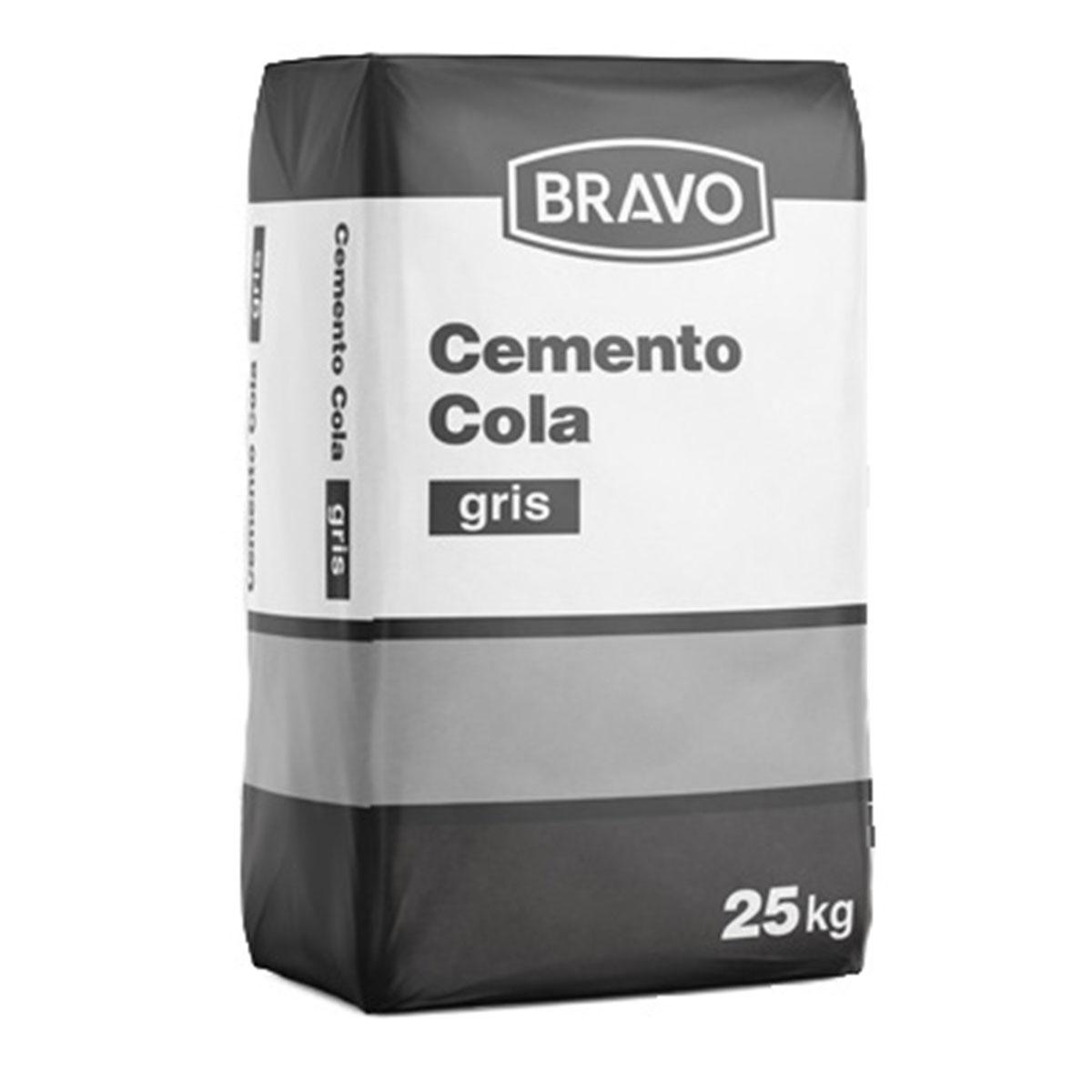 Cemento cola gris CE - Cementos cola - Marca Grupo Puma