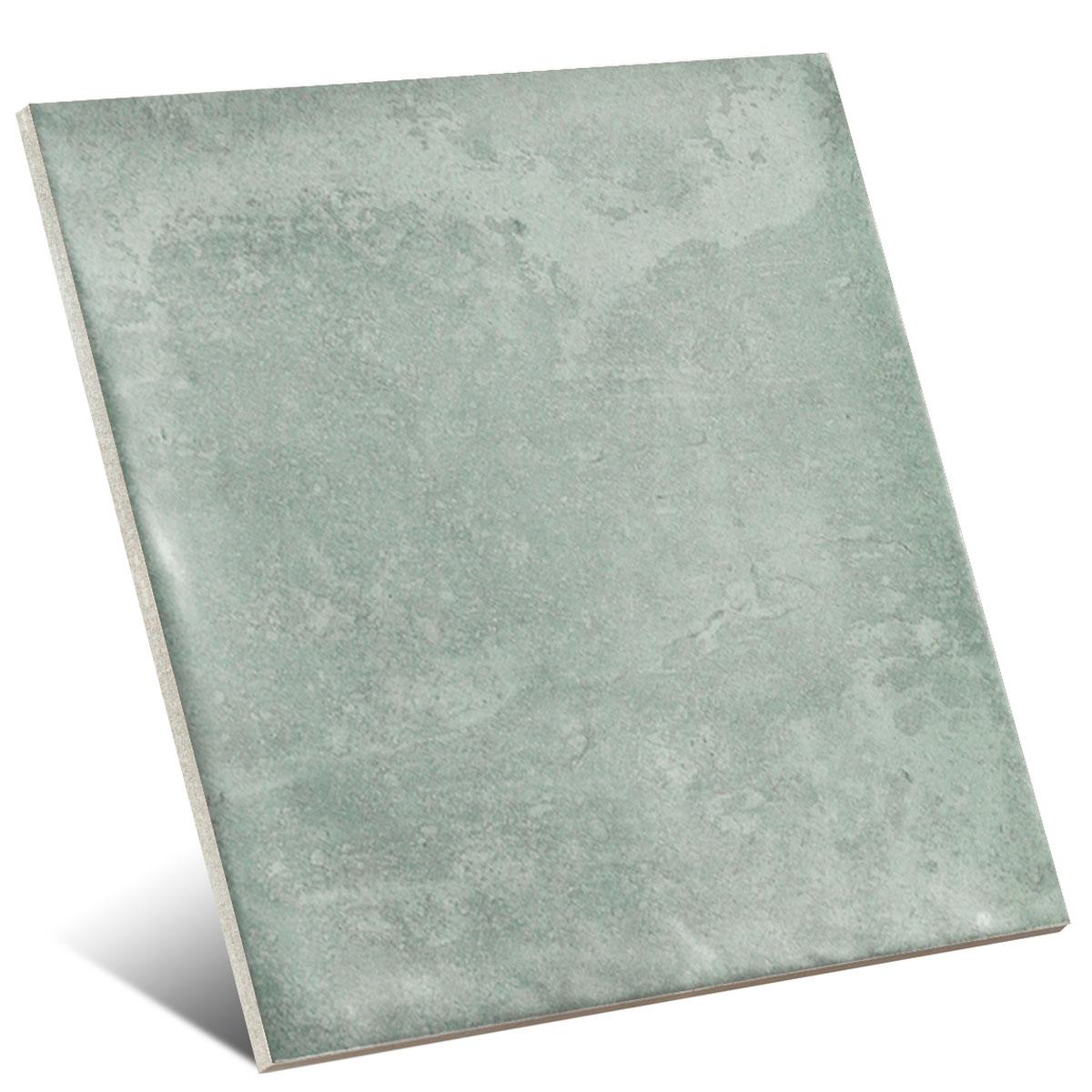 Nazarí Menta 15x15 (caja de 1 m2)