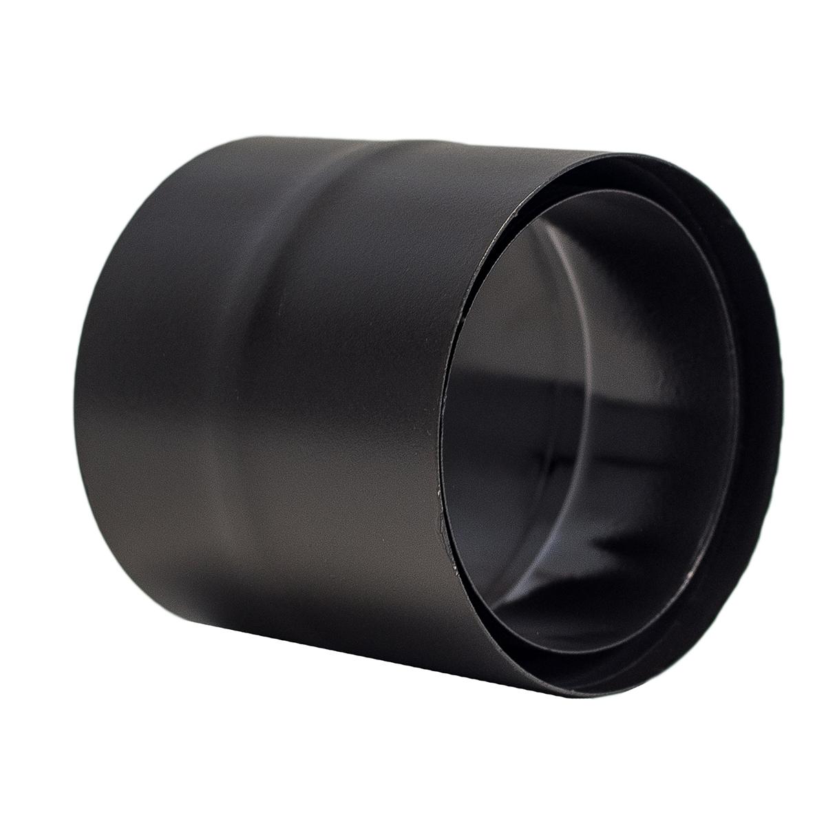 Tubo antigoteo vitrificado negro mate