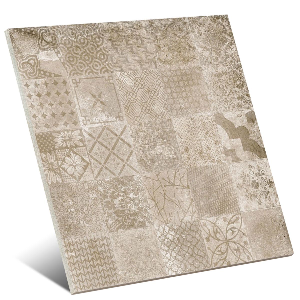 Alhamar Base Decorative 33x33 cm (caja 1 m2)