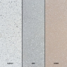 Colores disponibles bordes de piscina prefabricados