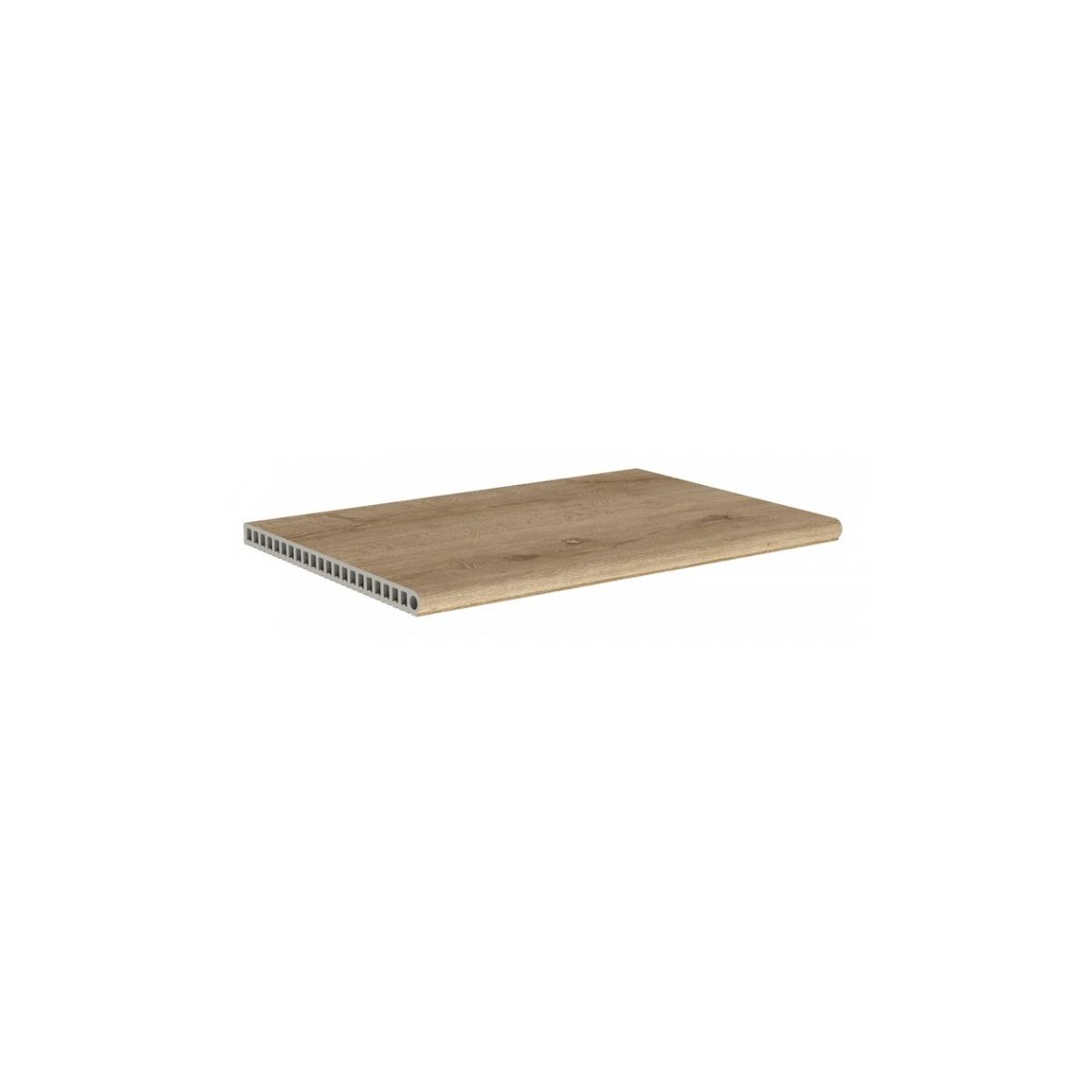Borde de piscina Yoho Oak 45x75x3