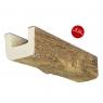 Viga 400x7x5,5 imitación madera
