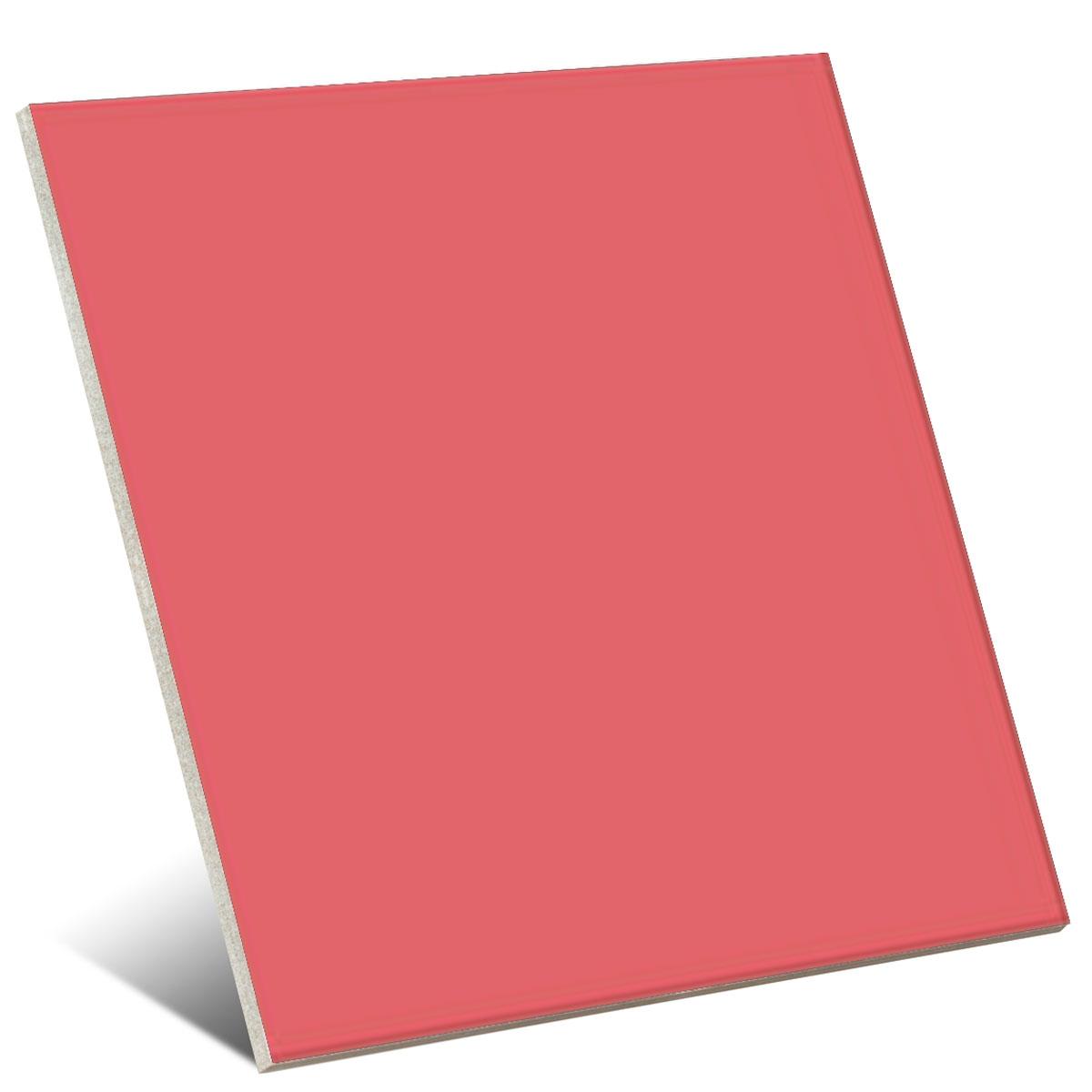 Color Rosso Brillo 20x20 cm (caja 1 m2)