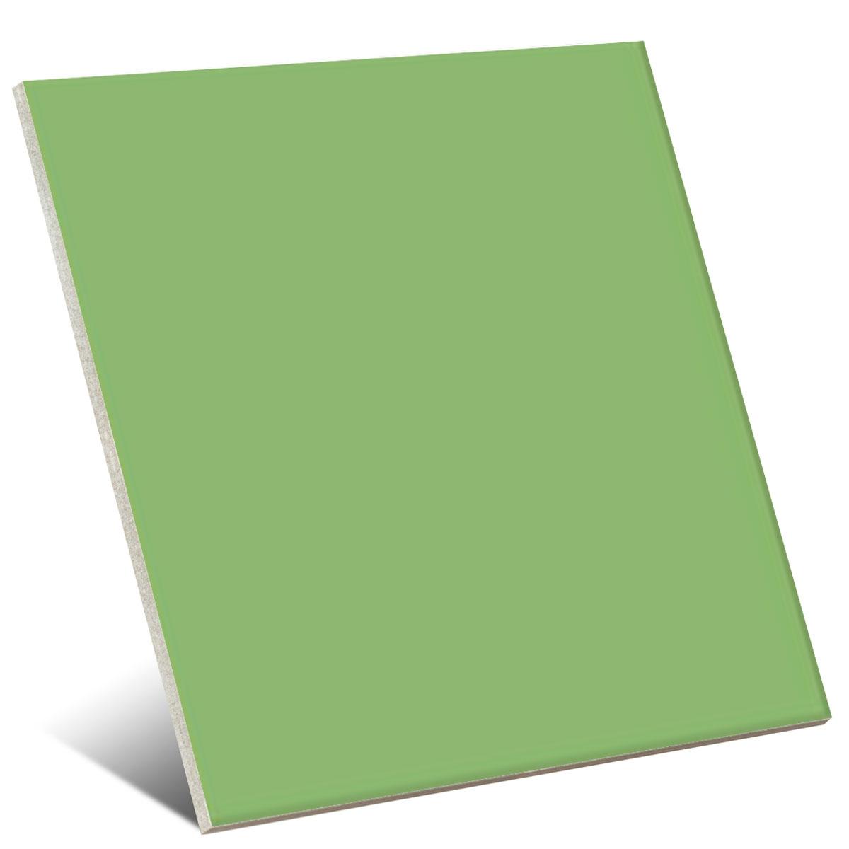 Color Pistacho Brillo 20x20 cm (caja 1 m2)