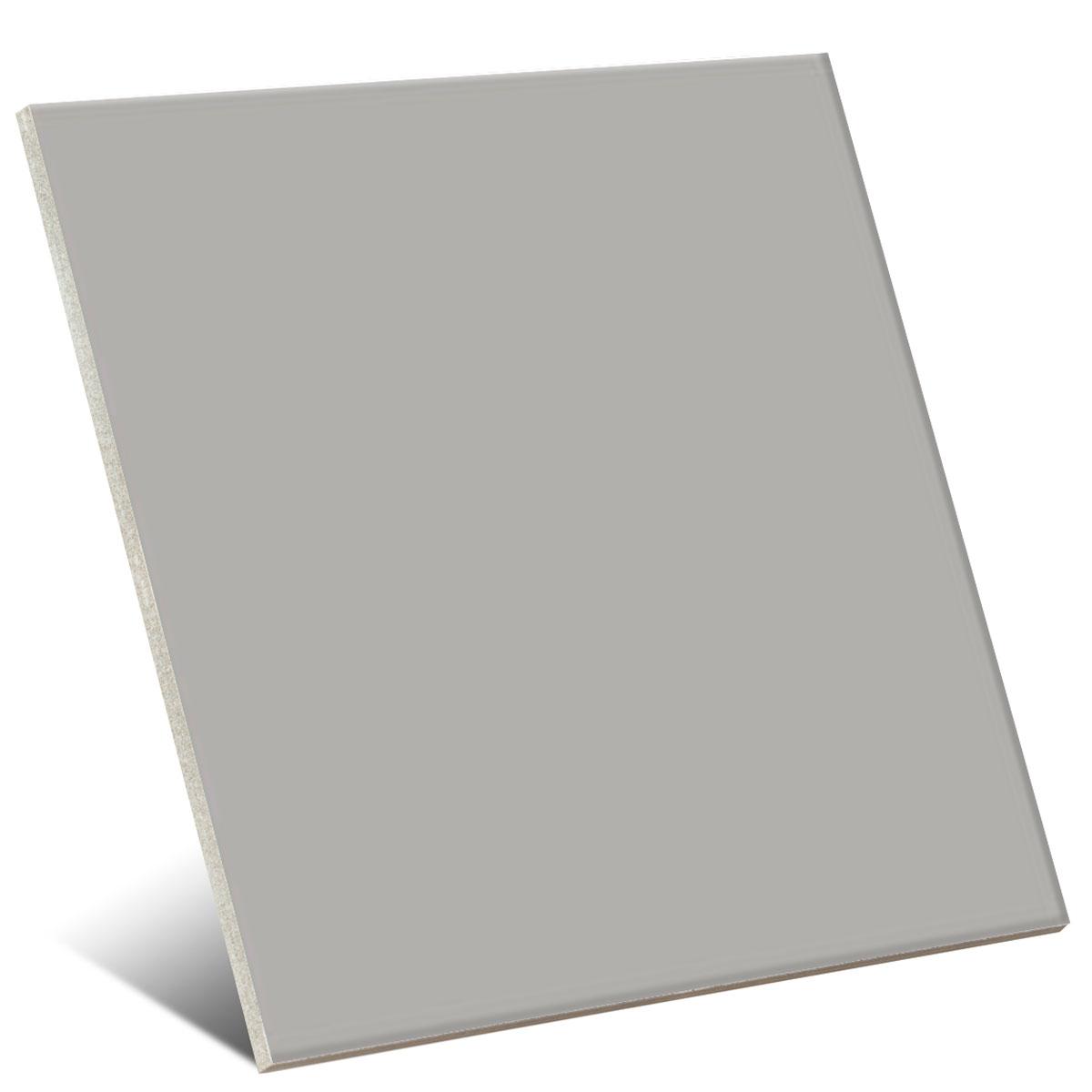 Color Gris Perla Brillo 20x20 cm (caja 1 m2)